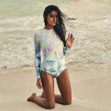 Form-Badebekleidungs-kundenspezifische Badeanzüge reifen Bikini