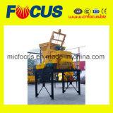 Js750 35m3/H Eixo Twin Betoneira com preço baixo