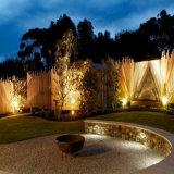 La alta calidad 5000lums al aire libre IP67 impermeabiliza 50W la luz de inundación delgada exterior del jardín LED