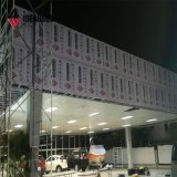Melhor Preço de venda de material de revestimento de parede Painel Composto de alumínio