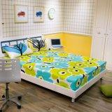 Bedsheets Home da tela de algodão de matéria têxtil