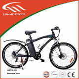 Vélo de montagne d'alliage d'Alu de prix usine avec 25 vitesses