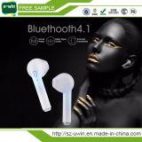 Vera cuffia avricolare senza fili Tws mini Earbuds del trasduttore auricolare di Bluetooth con i germogli dell'orecchio di musica del Mic