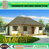 Дома Prefab передвижного дома дома самого безопасного полуфабрикат портативного здания модульные