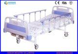 Fornecedor de China em bases de hospital ajustáveis da função dobro manual