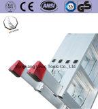高品質のアルミニウム建築材料の梯子