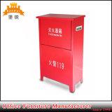 Горячая коробка пожарного рукава шкафа металла сбывания EAS-120, шкаф огнетушителя