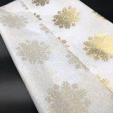 Естественная белая бескислотная салфетка
