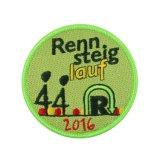 Nom personnalisé plaque patch broderie plat Lettre Luggage Tag militaire