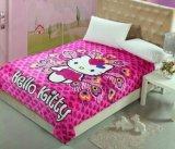 أريكة يرمي صوف أغطية طفلة مرجان غطاء