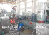 Fábrica de Reciclagem de Resíduos de Plástico de Granulador