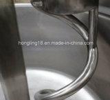 Machine de mélangeur de la pâte de pain de 12.5 kilogrammes/mélangeur spiralé commercial de la pâte 35 litres