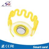 SchlüsselIbutton flexibler mehrfachverwendbarer RFID Plastikwristband