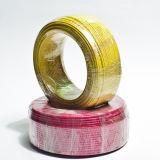 CCA Núcleo duplo fio condutor de alumínio revestido de cobre do fio do Alojamento