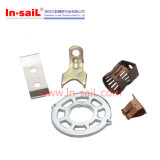中国CNC部分を押す機械化サービスTs16949&ISO9001機械金属