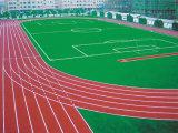 2018 de Goedkoopste Hete Synthetische/RubberRenbaan van de Verkoop die in China wordt gemaakt