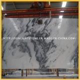 싱크대 & 마루 도와를 위한 자연적인 Polished 새로운 백색 대리석