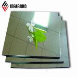 알루미늄 복합 재료를 위한 현대 외부 장식적인 광고 판벽널 건물 Matrial