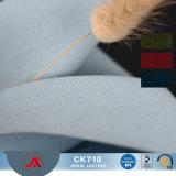 Cuoio del PVC del tessuto di Microfiber per il sacchetto