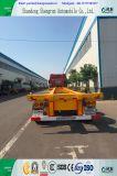 Di Skw9405tjzg dello scheletro rimorchio del camion del contenitore di Ttrailer semi