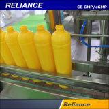 Detergent Machine van het Flessenvullen en het Afdekken van de hoge snelheid