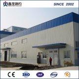 Grue de faisceau équipé Structure en acier usine En usine