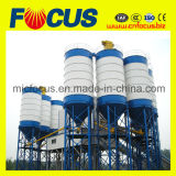 Low Price Concrete Machinery Hzs180 Concrete Mixing plans