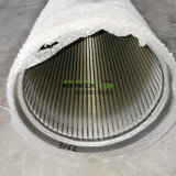 Stainless Steel Screen Wedge Wire Screen Pipe Water Filter