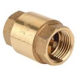 Valvola a sfera d'ottone di prezzi di alta qualità della maniglia livellata lunga più poco costosa di flusso completo