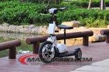 48V 2 Elektrische Autoped van het Wiel van Zetels 350With500W Zappy Grote