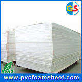 Fabricante blanco de la hoja de la espuma del PVC en China