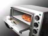 2 plateaux de haute qualité un four à pizza électrique appareil de cuisine
