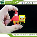 전용량 PVC 뚱뚱한 별 USB 섬광 드라이브