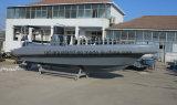 Aqualand 26pies sólidos de 8m del guardabarros de espuma rígida no llena de aire/motor de la patrulla militar de rescate (Barco costilla costilla800).