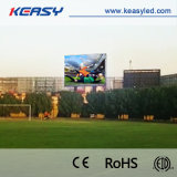 Économies d'énergie pleine couleur extérieur fixe Affichage LED P10 pour la publicité
