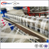 Polypropylene plástico tear circular inteligente tecido de encerado