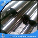 Pipe d'acier inoxydable d'AISI 304 pour la catégorie comestible