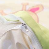 Weiche bequeme Baumwollbaby-Bettwäsche stellt Krippe-Baby-Bettwäsche ein