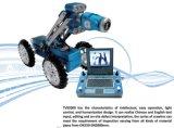 크롤러 로봇을%s 가진 하수구 검사 사진기, 팬 경사 사진기, 90mm 직경, 160mm 길이