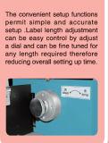 Автоматическая машина вырезывания и складчатости ярлыка (HY-486W)