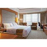 Современный отель номера наборов мебели Queen кровать для продажи