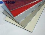 Feuer-Beweis-zusammengesetztes Aluminiummaterial für Gebäude