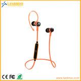 Inalámbricos estéreo Bt Deportes en la reducción de ruido auricular para teléfonos inteligentes
