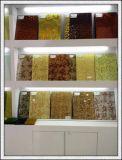 Miroir de sûreté avec le film de PE/film tissé de tissu/film de vinyle pour la salle de bains/le miroir de rectifier