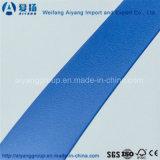 PVC de bordure foncée de couleur solide pour des meubles de forces de défense principale