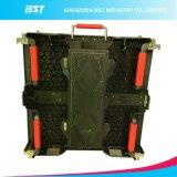 P3 de alquiler de alta precisión en el interior de color completo panel de pantalla LED