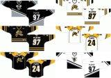 Liga de Hóquei de Ontário personalizados Sarnia Sting 1994-2010 Home/Road Hóquei no Gelo Jersey