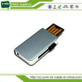 Disque de la forme 8GB USB de livre avec le logo estampé