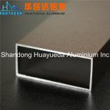 Напряжение питания на заводе 6063 штампованный алюминий профиль для двери и окна