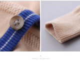 100% coton tricotée printemps / automne vêtements pour enfants